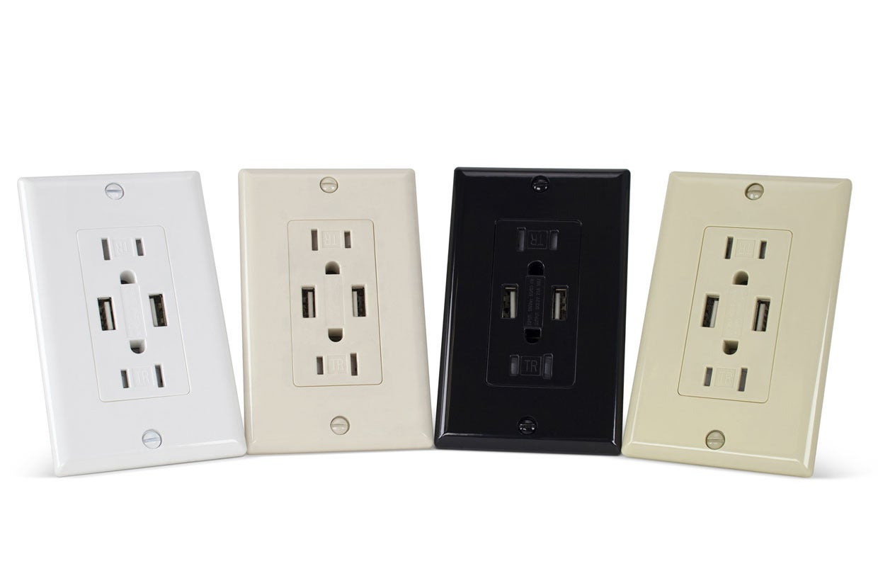 Power2U USB charger outlet: The convenience isn\'t worth the bother ...