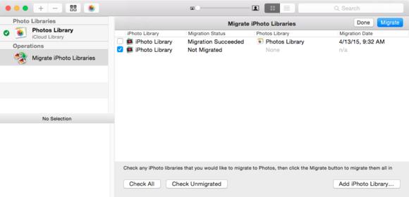 powerphotos iphotos migration