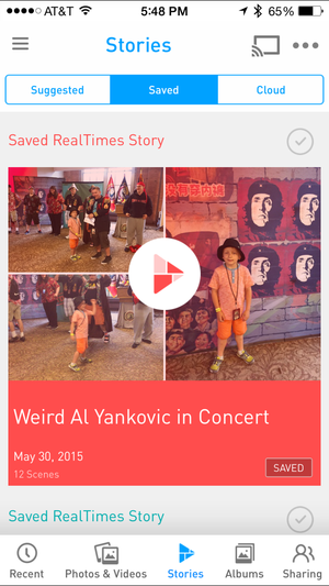 realtimes saved story
