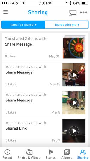 realtimes sharing