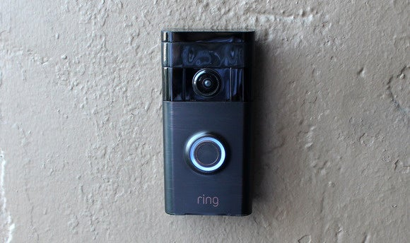photo image Ring Video Doorbell review: The gadget that makes crooks think you never leave home