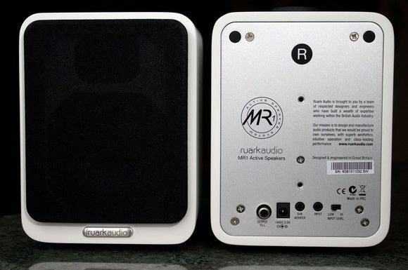 Ruark MR1 Bluetooth speakers