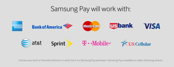 samsung pay support