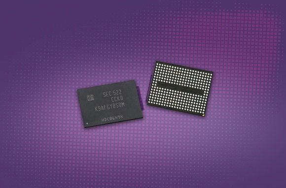 samsung 48 layer 256gb v nand chip m