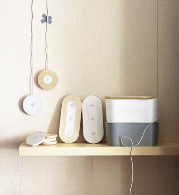 new styles c1d03 ad786 Review: Ikea wireless-charging furniture is stylish and functional ...