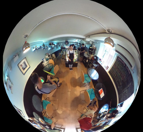 360 Coffee Shop