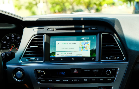 android auto f0869