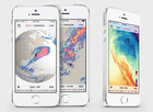 Crowd-sourced weather apps claim accuracy, but keep your eye on the sky