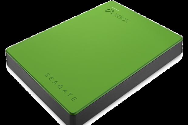 Seagate's Xbox hard drive