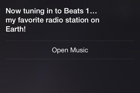 siri apple music radio