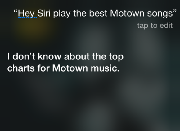 siri apple music top hits