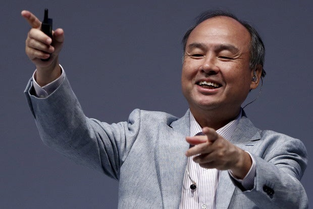 Softbank chief explains why Steve Jobs inspired the ARM purchase