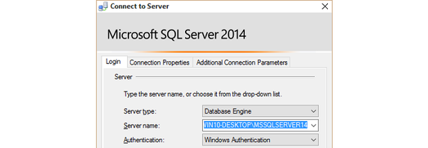 How to fix common SQL Server Management Studio 'Connect to Server