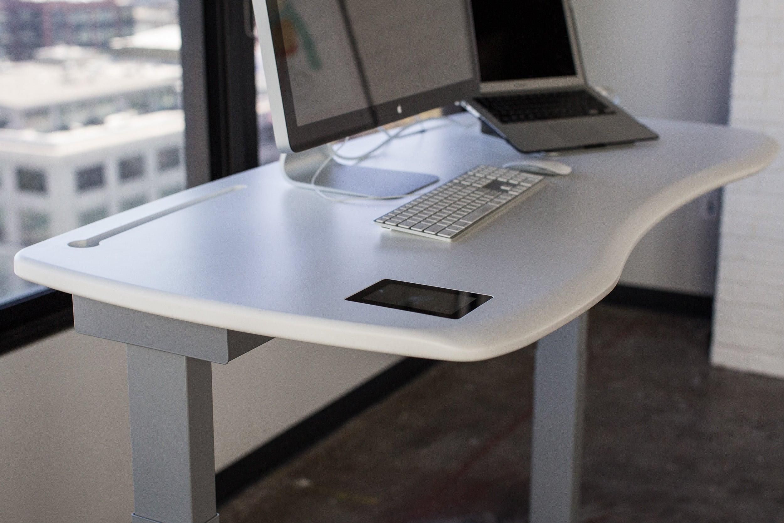 Superb Stir Kinetic Desk M1 Beauty Left Nice Design