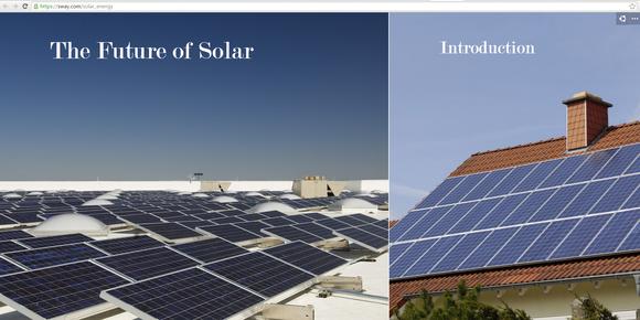 sway example future of solar 1