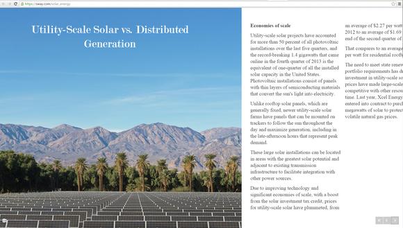 sway example future of solar 2