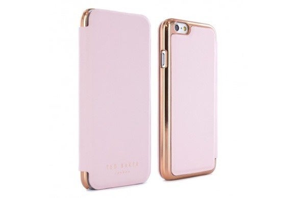 tedbaker rosegold iphone