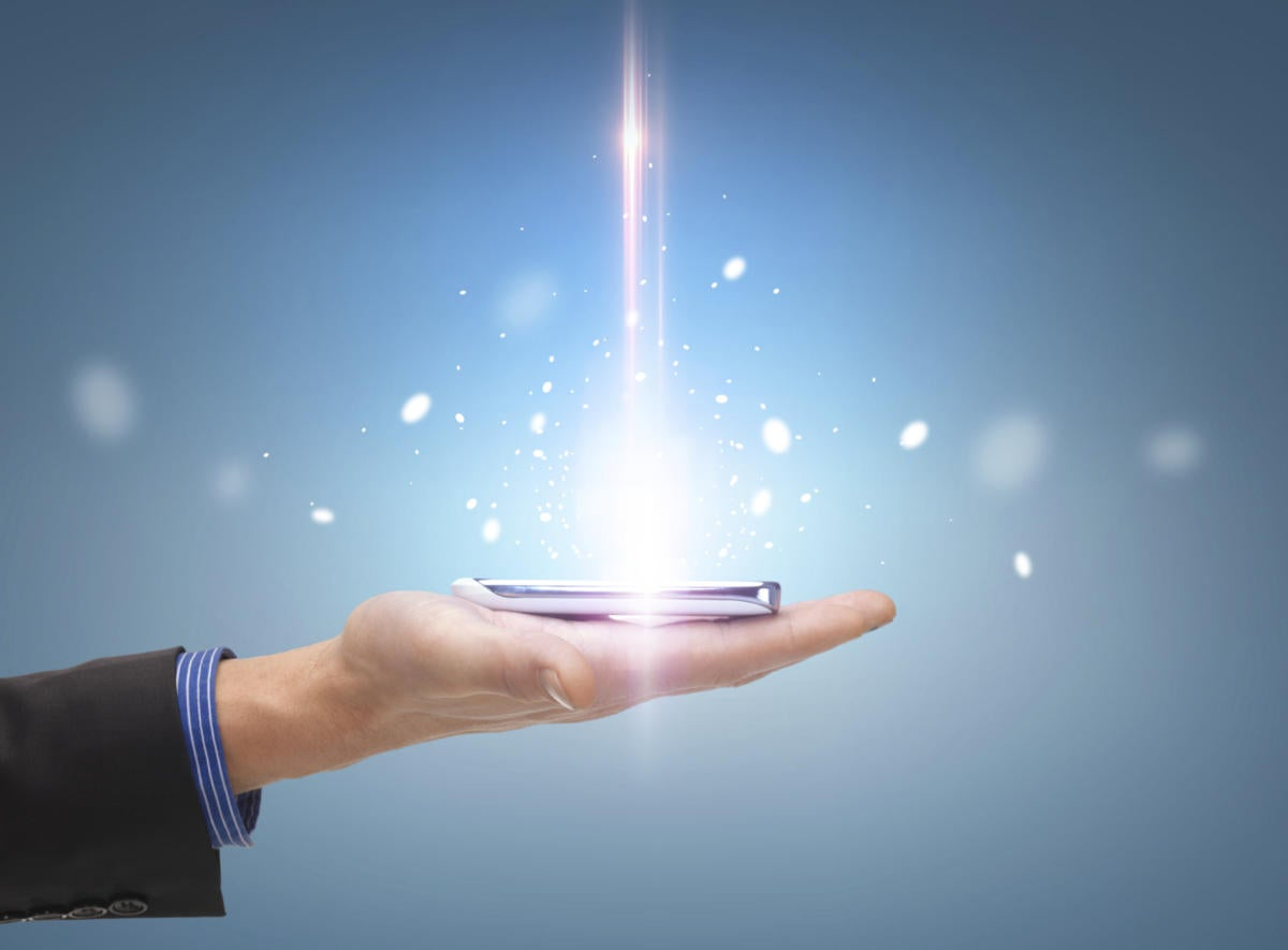 Smartphone design Internet of Things IoT