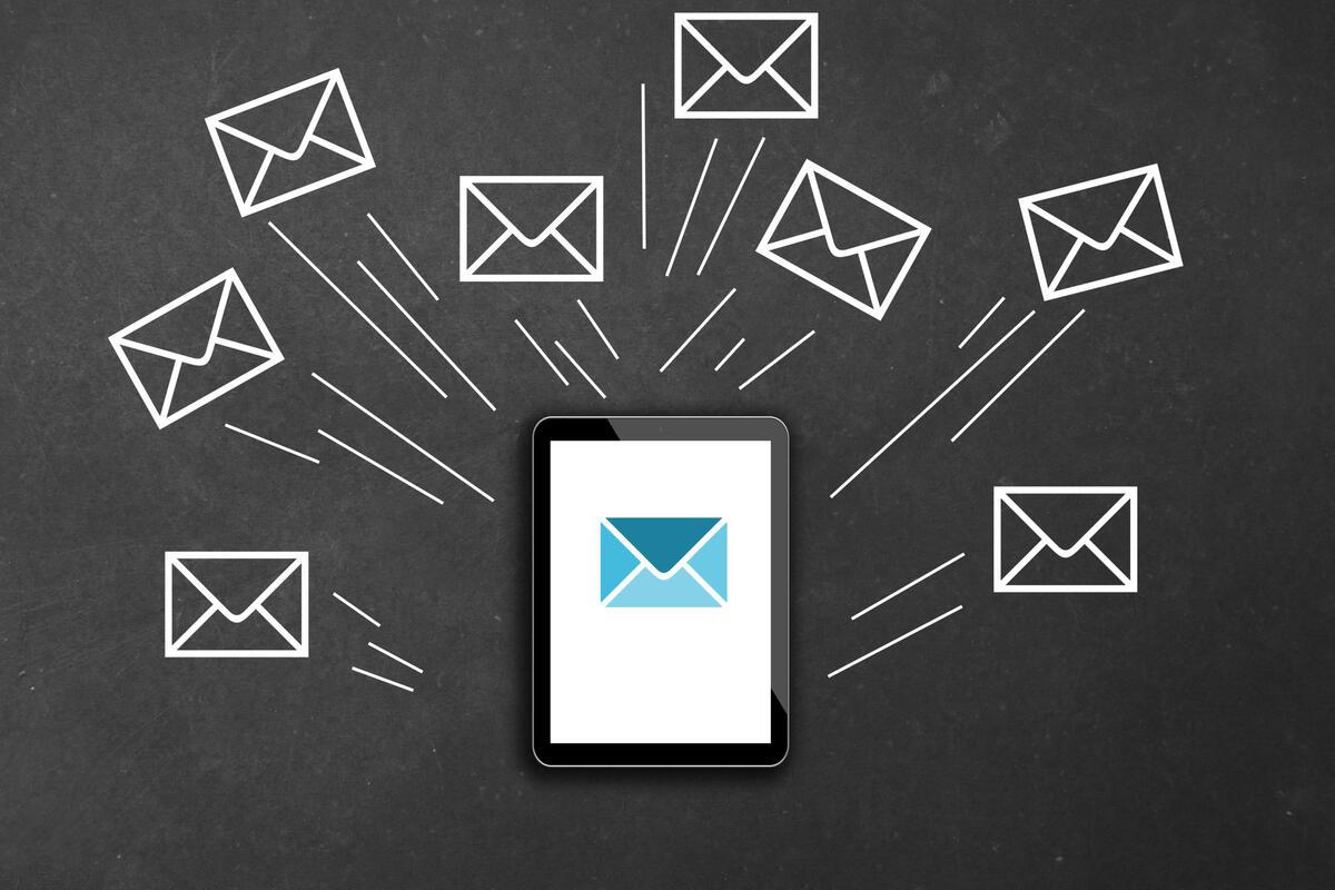 So verwenden Sie iCloud-Aliase zum Senden und Empfangen von E-Mails