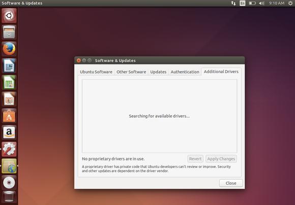 ubuntu drivers tool