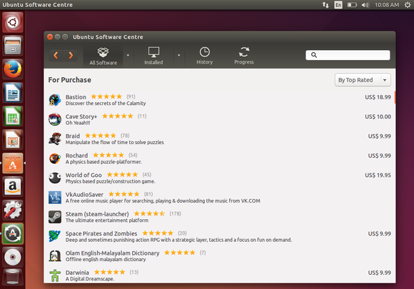ubuntu software center paid apps