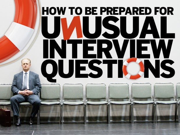 unusual interview questions2