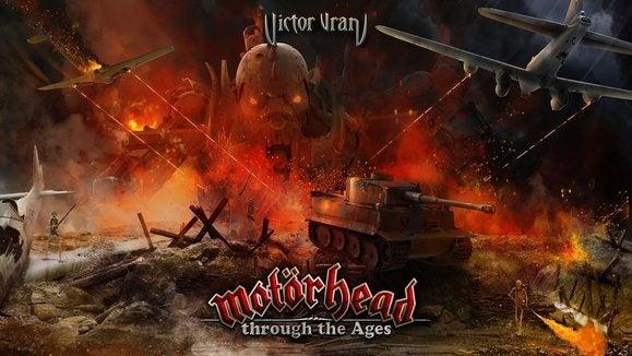 victor vran motorhead
