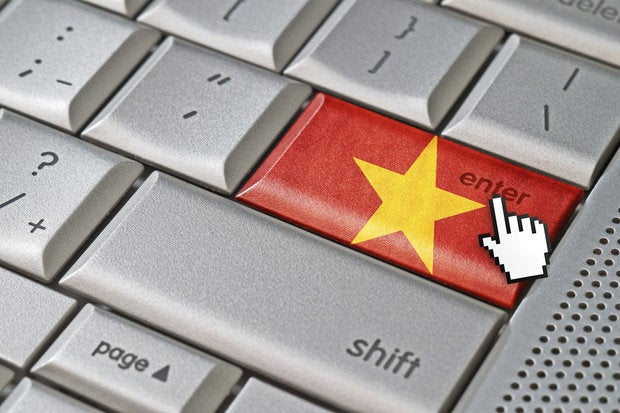 vietnam outsourcing ts
