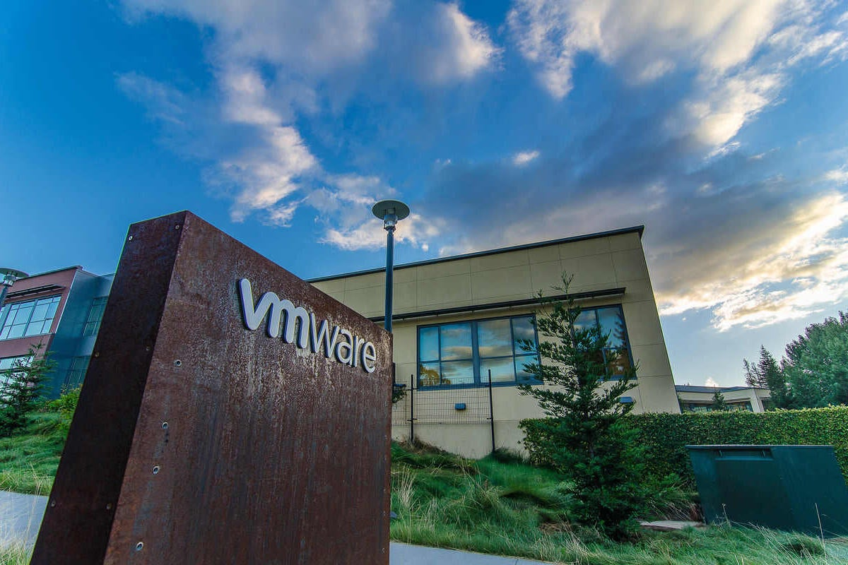 VMware: Executive churn, some layoffs