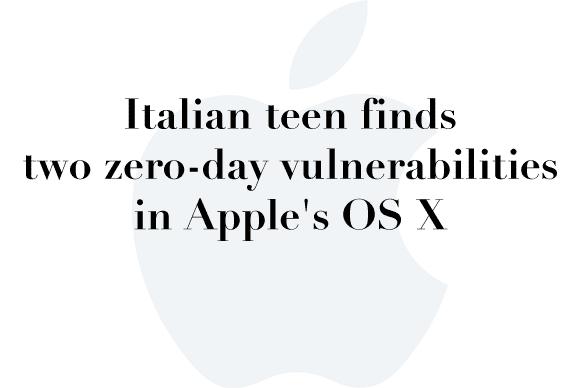 vulnerabilities os x