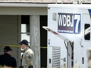 Update: Alleged Va. shooter uses social media to post video of killings