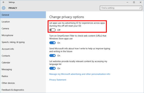 How To Reclaim Your Privacy In Windows 10 Piece By Piece