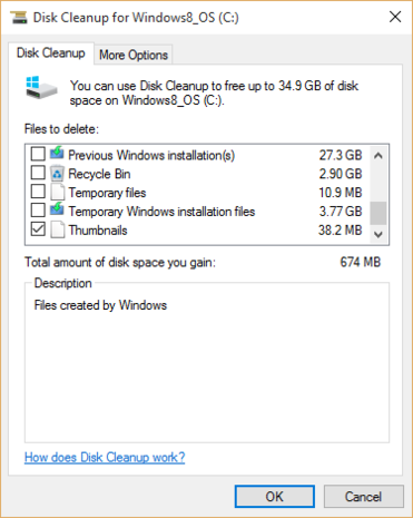 How to clean out 20 GB or more from your Windows 10