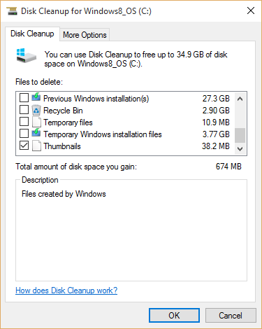 How to clean out 20 GB or more from your Windows 10 installation