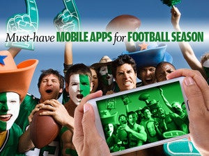 10 mobile apps every NFL fan needs