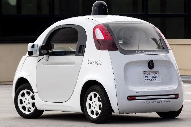 Toyota self-driving car research labs Silicon Valley Tesla Google