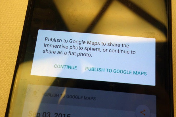 how to take 360 images for google maps