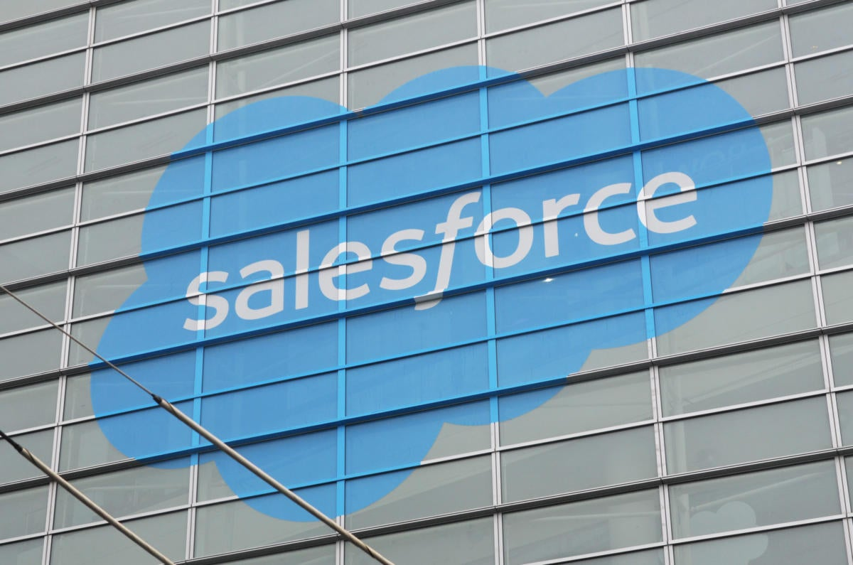 Salesforce snaps up analytics startup BeyondCore
