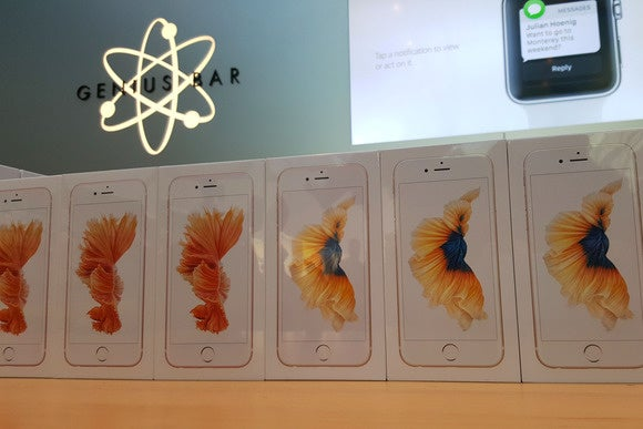 IPhone 6S launch in Palo Alto