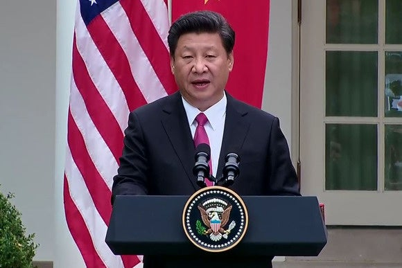President Xi news conference