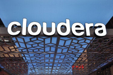 Cloudera sign