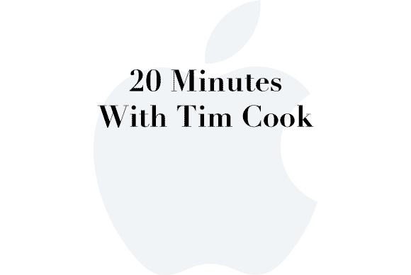 20 minutes tim cook