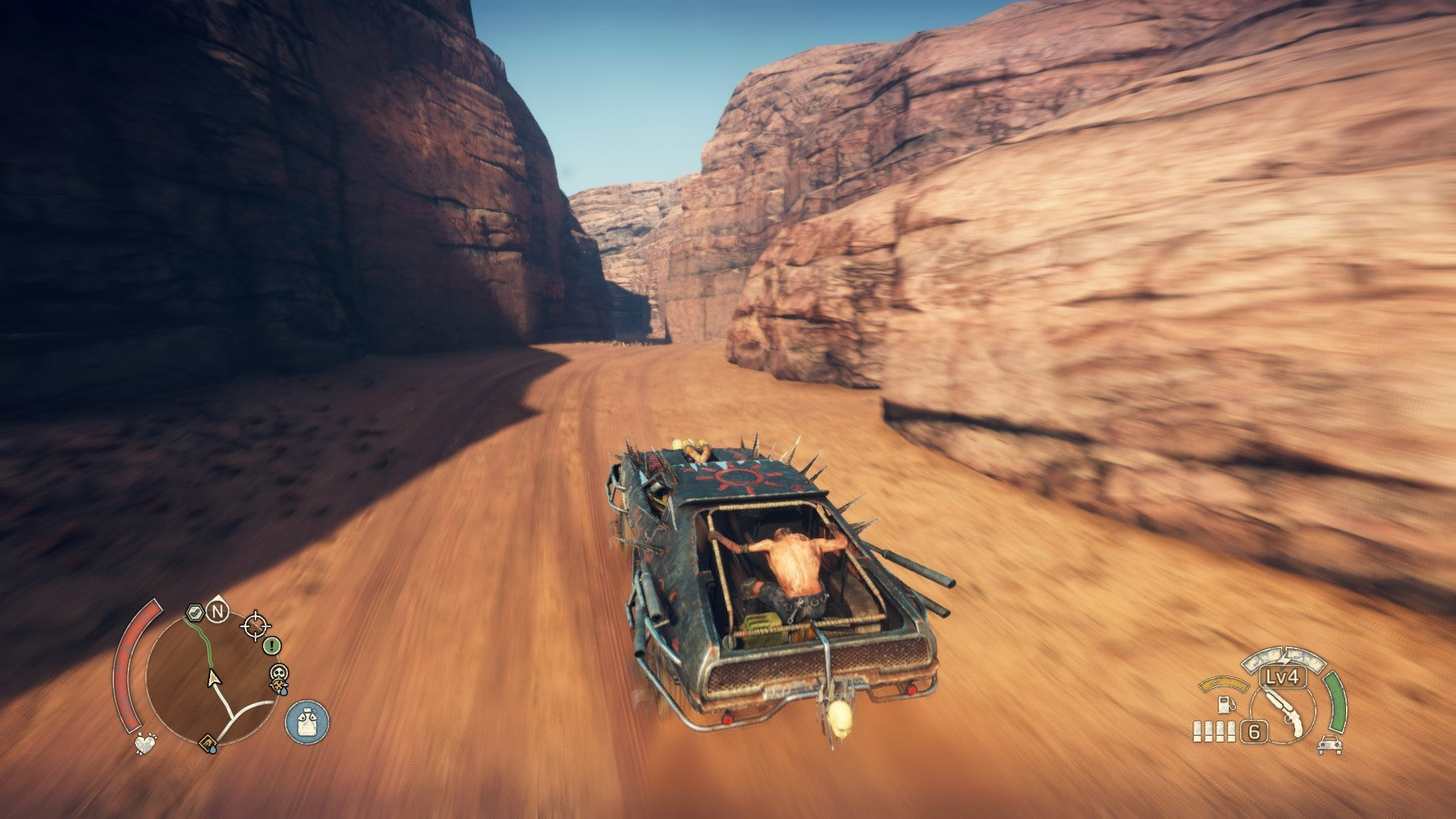 Mad Max (PC) review: Where worn-down rubber meets road | PCWorld