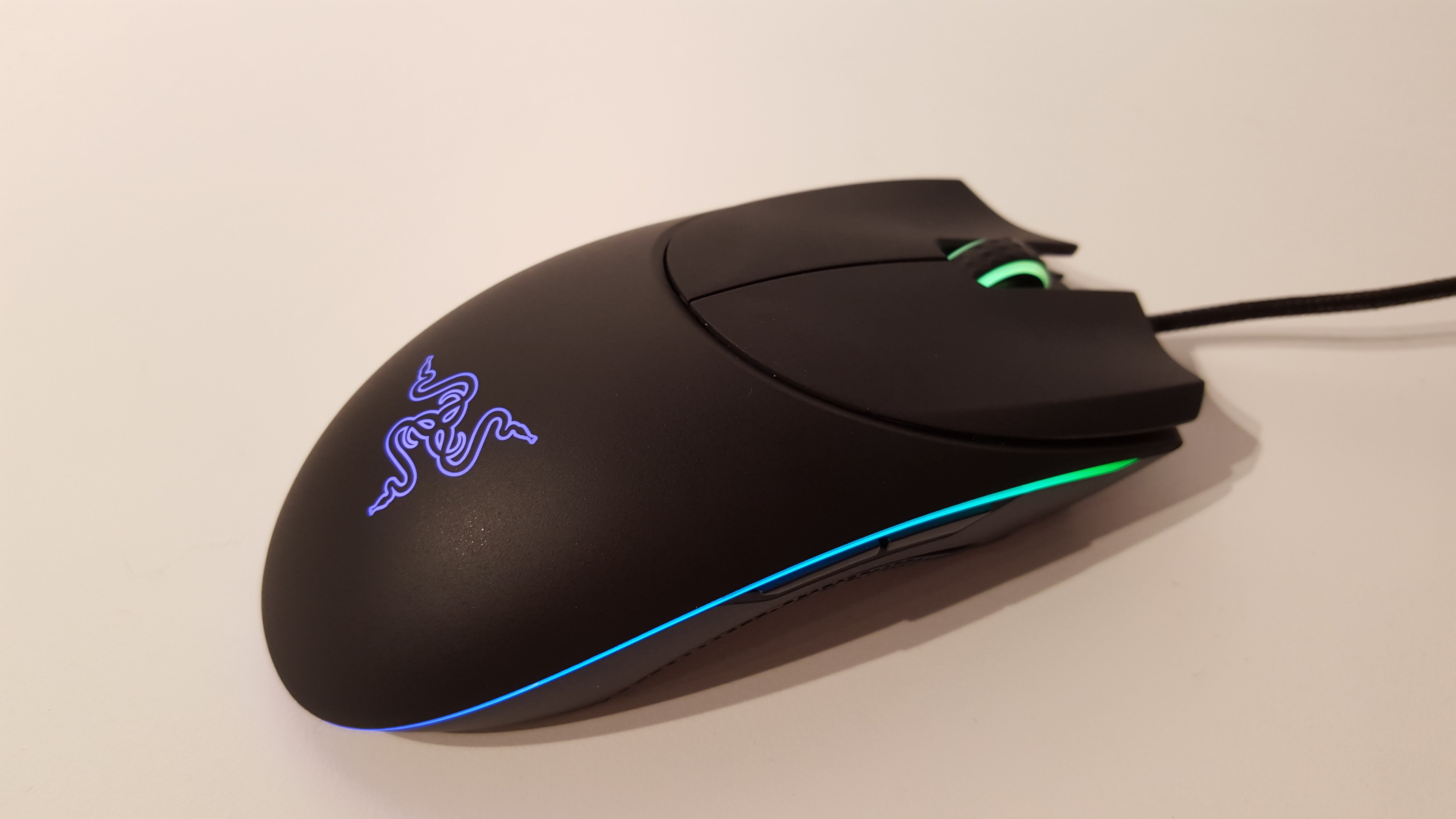 short claw mice for gaming