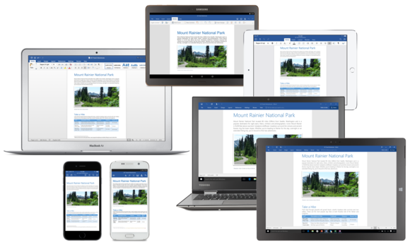 Microsoft's Office 2016 update launches with renewed focus on collaboration