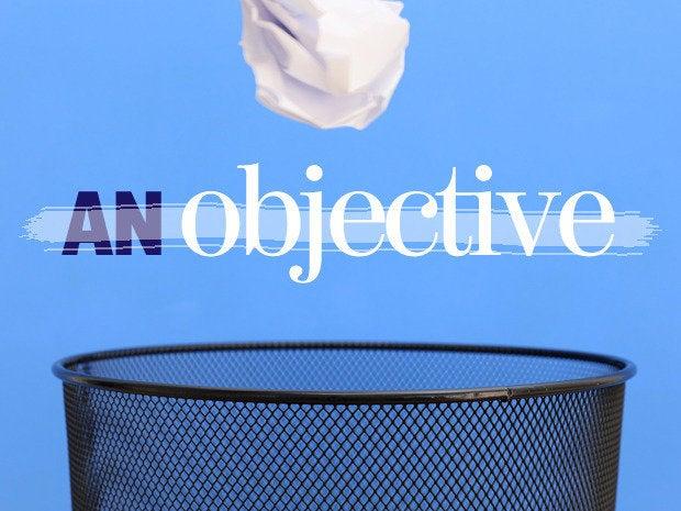 An 'Objective'