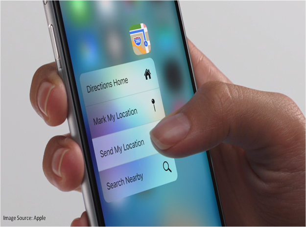 How to adjust 3D Touch pressure sensitivity on the iPhone 6s