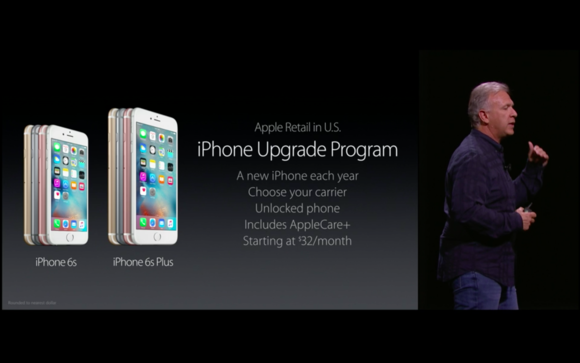 41 iphone upgrade program
