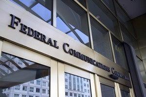 FCC building in Washington