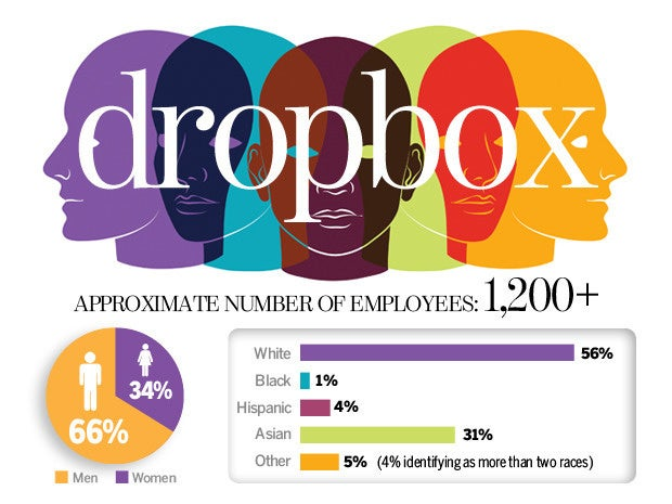 Dropbox Diversity Numbers